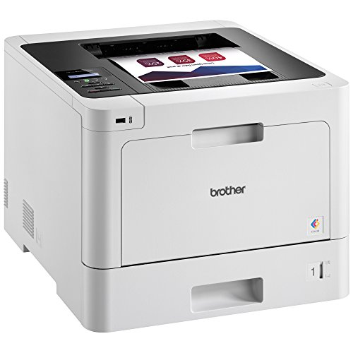 Brother Printer HLL8260CDW Business Color Laser Printer with Duplex Printing and Wireless Networking, Amazon Dash Replenishment Enabled