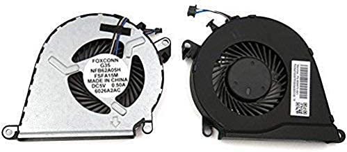 Replacement New Spring new work one after another Laptop CPU Cooling Fan Pavilion 15- for HP 15-BC Indianapolis Mall