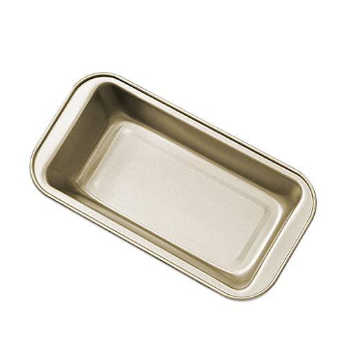 LF winkels-Roosteren Pans Een stuk Toast Brood Mold Oven Bakplaat met Rechthoekige Non-stick Bakken Tins Trays Bakken Taart Bakplaat Goud