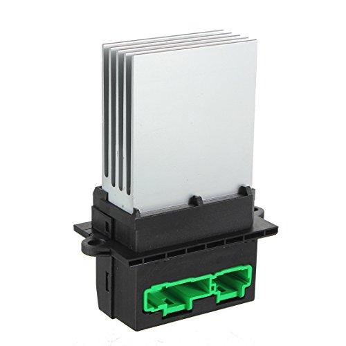 Milkvetch Resistor de Ventilador de Motor de Calentador para Megane Modus Scenic Twingo