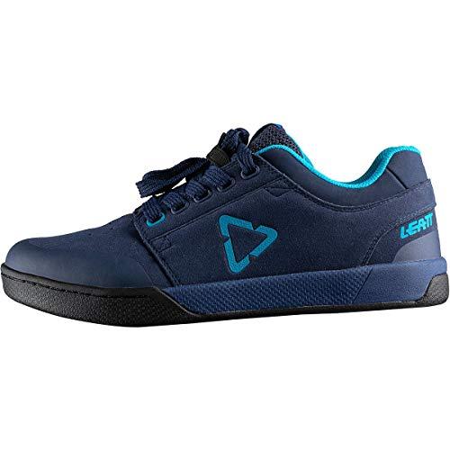 Leatt DBX 2.0 Flat Marine-10.5 US unisex mountainbike schoenen marineblauw 44.5