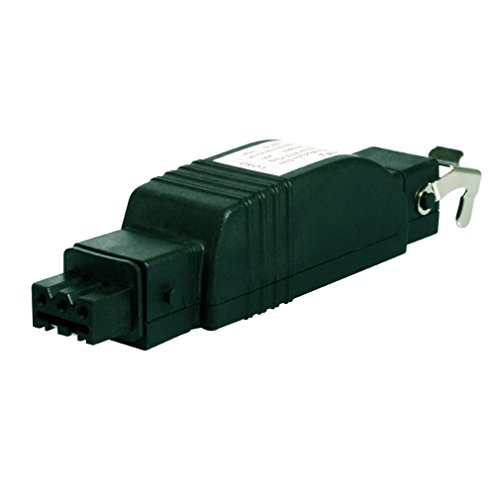 Ontvanger voor Kabel Slim RTS-kabel met stekker van Hirschmann