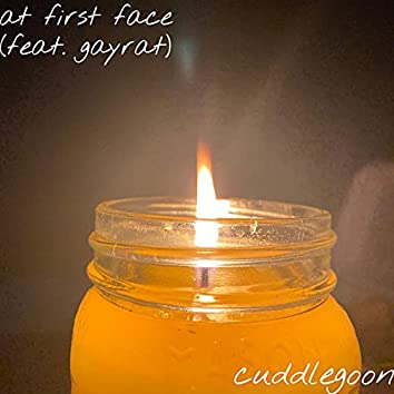 At First Face (Hazelnut Candle Version)