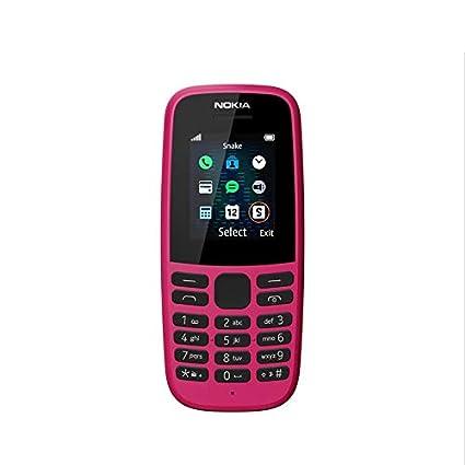 Nokia 105 Single SIM (Pink)