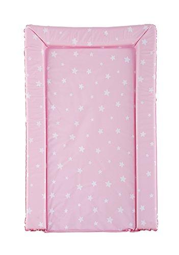 Baby Elegance Polka Dot PVC Matelas à langer, Rose