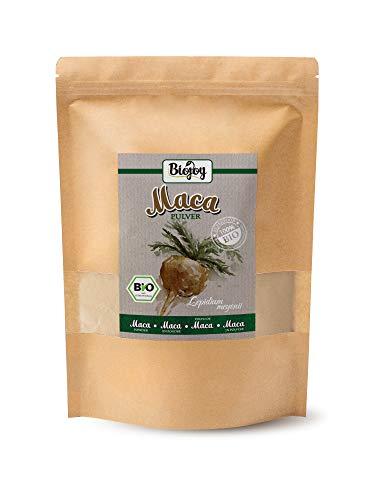 Biojoy Poudre de Maca BIO du Pérou, Lepidium meyenii (1 kg)