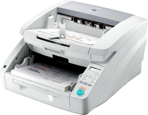 : Canon DR-G1100 imageFORMULA Production Document Scanner