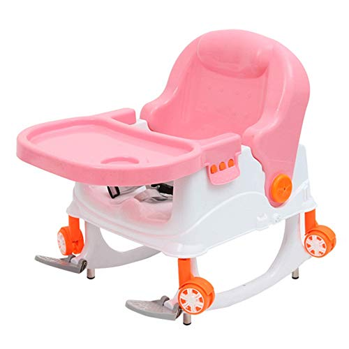 Review Of Highchairs Foldable Booster Chair Multifunction Adjustable Portable Baby Tray Safety Belt ...