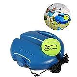 Tennis Trainer Rebound Ball, Rebounder Ball Baseboard mit langem Seil, Outdoor Imitation Design, perfektes Solo für Anfängertraining