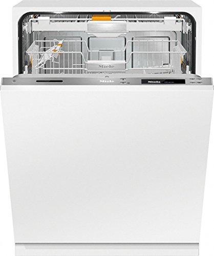Miele G 6992 SCVi K2O Totalmente integrado 14cubiertos A+++ lavavajilla - Lavavajillas...