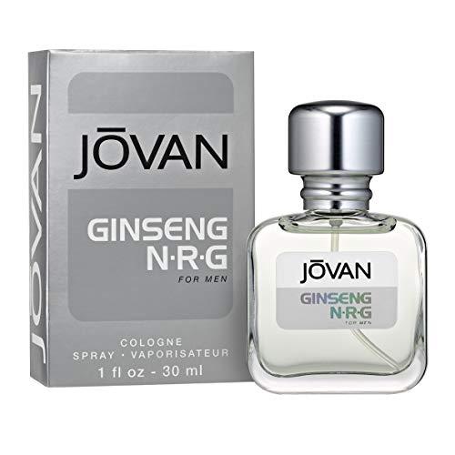 Jovan Ginseng N.R.G. Cologne Spray 1 Ounce