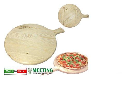 Made In Italy Tagliere Tondo Per Alimenti