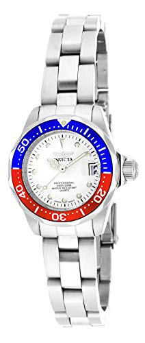 Invicta 17033 - Reloj, Correa de Acero Inoxidable Color Plateado