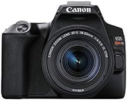 Canon Rebel SL3 Digital Camera with 18-55mm Lens, Black