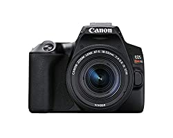 canon rebel sl3 for vlogging