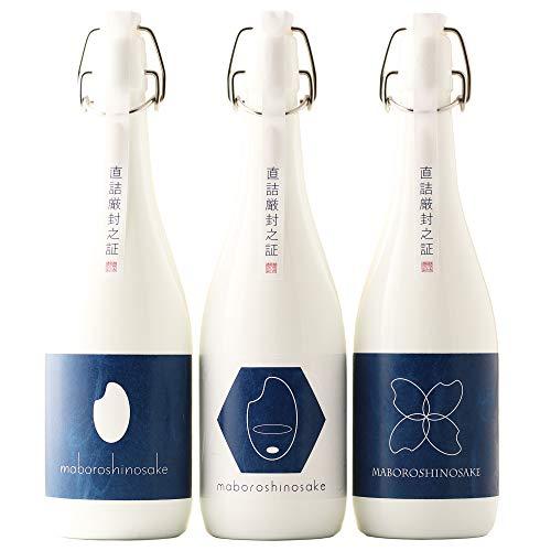 幻の酒 新潟コシヒカリ純米大吟醸 飲み比べ3蔵 720ml×3本セット ギフト 日本酒