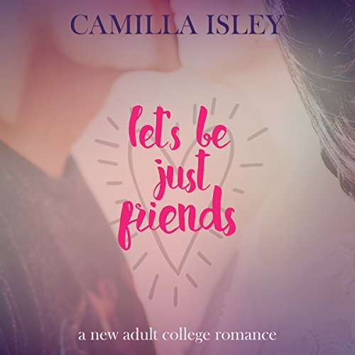 Let's Be Just Friends audiobook cover art