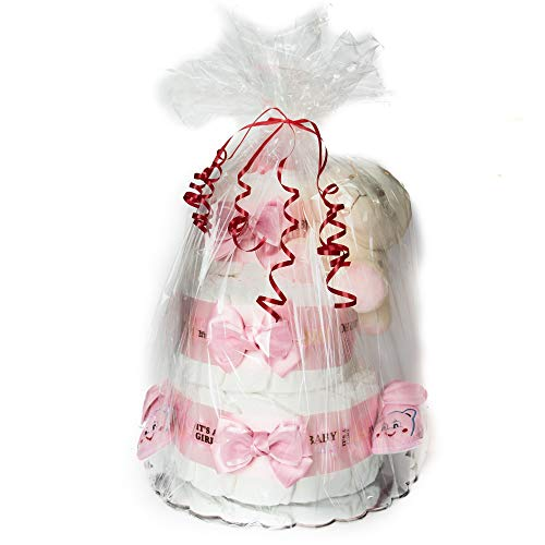 Diaper Cake, Baby Shower Décor, Useful...