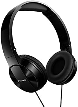 Pioneer SEMJ503K Enclosed Dynamic Foldable Headphones