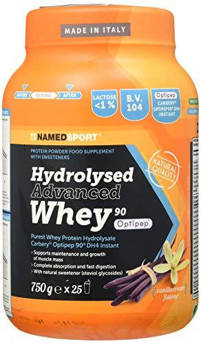 Named Sport Hydrolysed Advanced Whey Vanilla Cream - 750 Gr