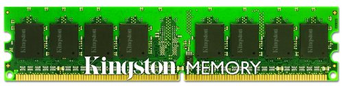 Kingston Technology ValueRAM 1GB, DDR2, Non-ECC, PC2–6400, CL5(5–5-5–15), 800MHz 1GB DDR2800MHz Speicher
