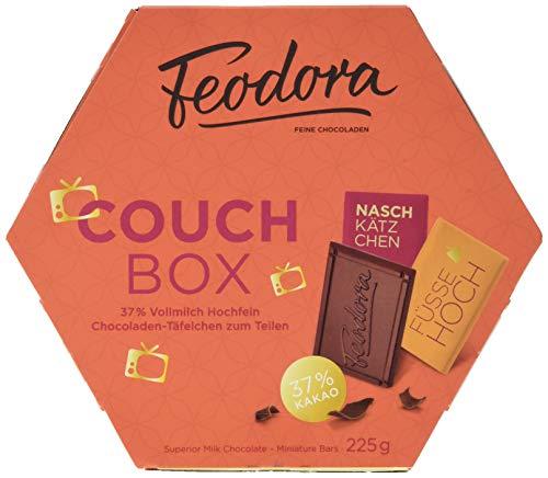 Feodora Couch-Box mit Täfelchen, 109318 225 g