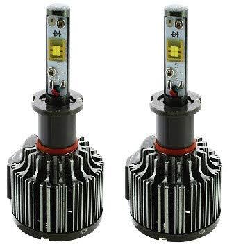 HABILL-AUTO Kit de Conversion LED Pro CANBUS H3 6000k 12/24V