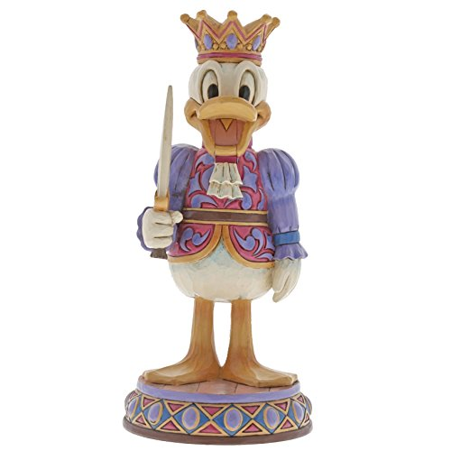 Disney Traditions Reigning Royal - Donald Duck Figurine