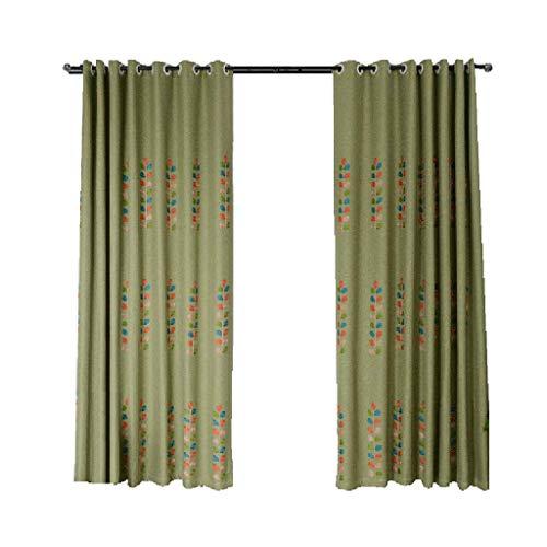 cortinas ventana dobles