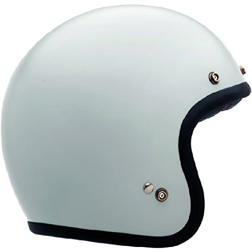 XS Bell Helmets 7062367 Street 2015 Custom 500 Adult Helmet Solid Black Flake