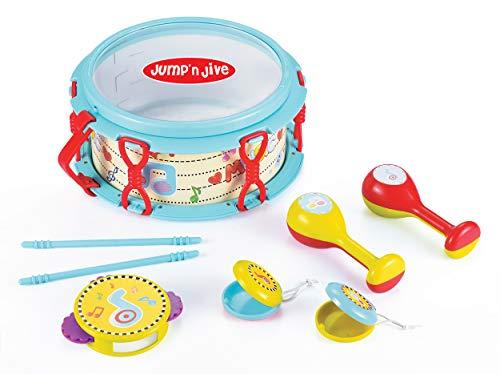 Jump'n Jive My First Drum Set