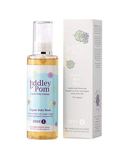 Tiddley Pom Organic Baby Wash, 200 ml