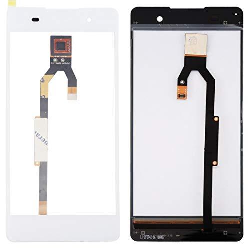 La selección de Cici Panel táctil for Sony Xperia E5 (Negro) (Color : White)