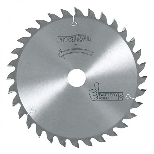 Mafell–Sägeblatt HM, 185x 1,2/1,8x 20mm, Z 32, Wz,