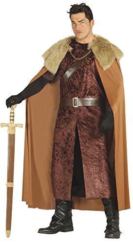 Guirca- Disfraz adulto señor tierras altas, Talla 52-54 (80832.0)