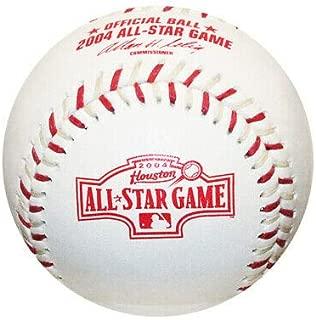2004 MLB All Star Game Baseball Houston Astros Boxed