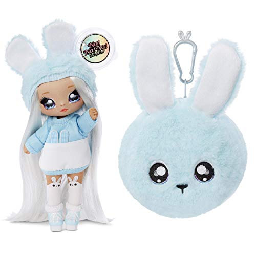 MGA Entertainment Na! Na! Na! Surprise – 2-in-1 Fashion Doll & Pom Purse Series 2, Multicolor