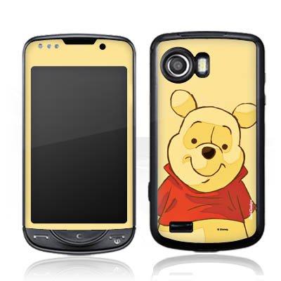 Samsung Omnia Pro B7610 Folie Skin Sticker aus Vinyl-Folie Aufkleber Disney Winnie Puuh Merchandise Fanartikel