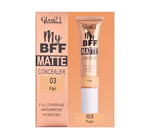 Glam 21 My BFF Matte Concealer (Fair)