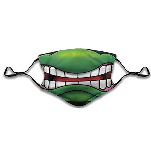 Mutant-Ninja-Turtles.jpg Adult Outdoor Reusable mask with Two Filters M Black
