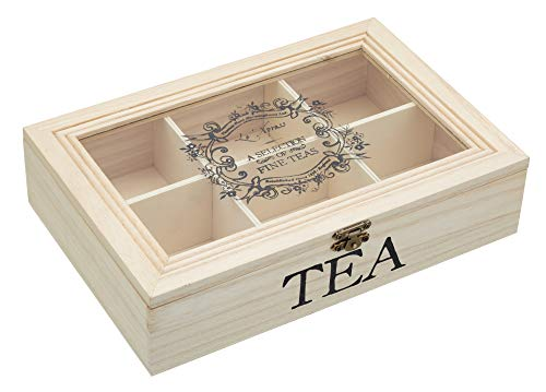 Kitchen Craft LeXpress - Caja para te