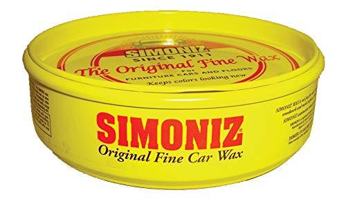 Simoniz RT28695 Original Paste Wax - 7 oz.