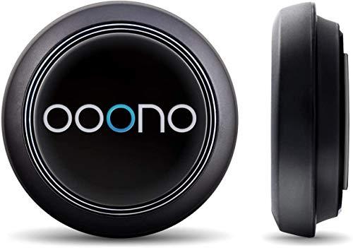ooono Verkehrsalarm: Warnt vor Blitzern und Gefahren im Straßenverkehr in Echtzeit, automatisch aktiv nach Verbindung zum Smartphone über Bluetooth, Daten von Blitzer.de