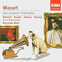 Encore: Mozart: Don Giovanni