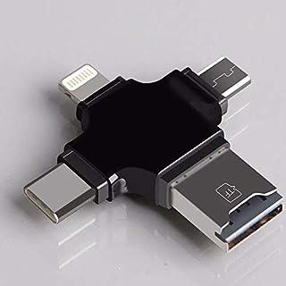 او اي ام بطاقة ذاكرة متوافقة مع متعدد - بطاقات فلاش مدمجة - 128 جيجابايت usb Type-C