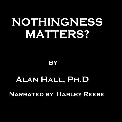 Nothingness Matters? audiobook cover art