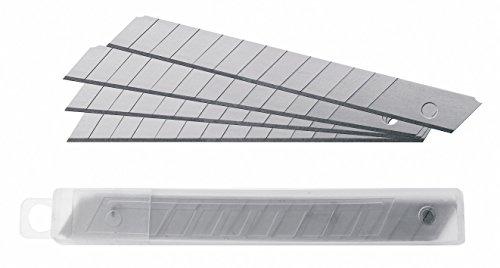 Westcott E-84007 00 Ersatzklingen, 10 Stück, 9 mm