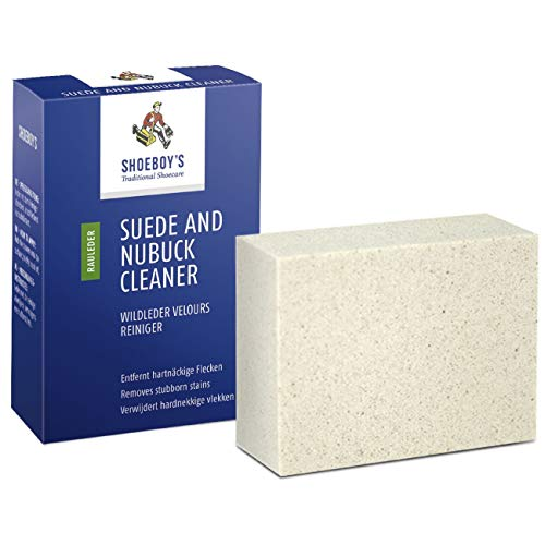 Shoeboy's Suede and Nubuck Cleaning Eraser, 1 CT