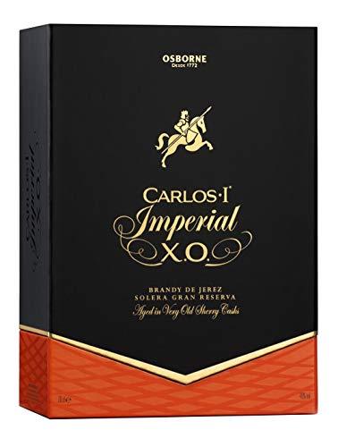 Osborne Carlos Imperial Brandy - 4