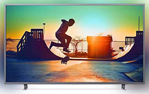 Philips 164 cm (65 inches) 6700 Series 4K Ambilight LED Smart TV 65PUT6703S/94 (Dark Sliver)